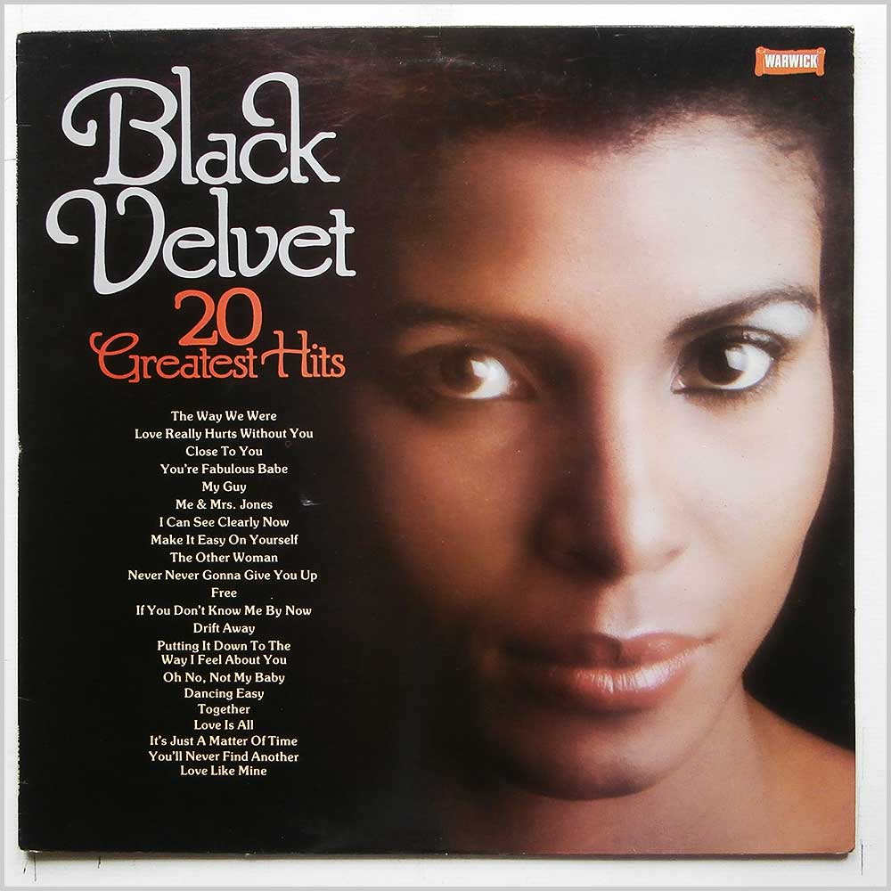 Various - Black Velvet 20 Greatest Hits (WW 5047)