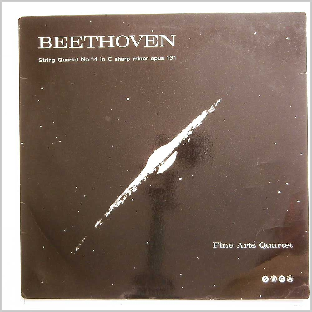 Fine Arts Quartet - Beethoven: String Quartet No 14 in C Sharp (XID 5128)