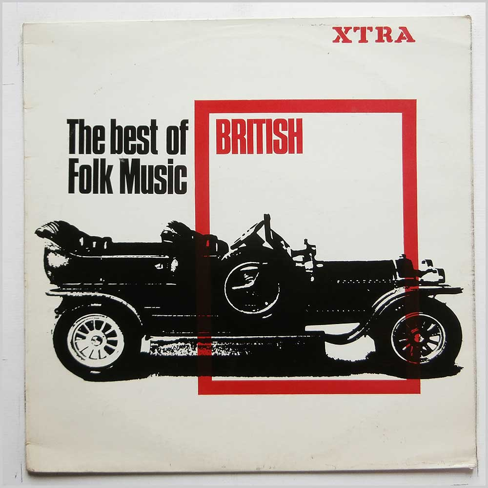 Various - The Best Of British Folk Music Volume (XTRA 1031)