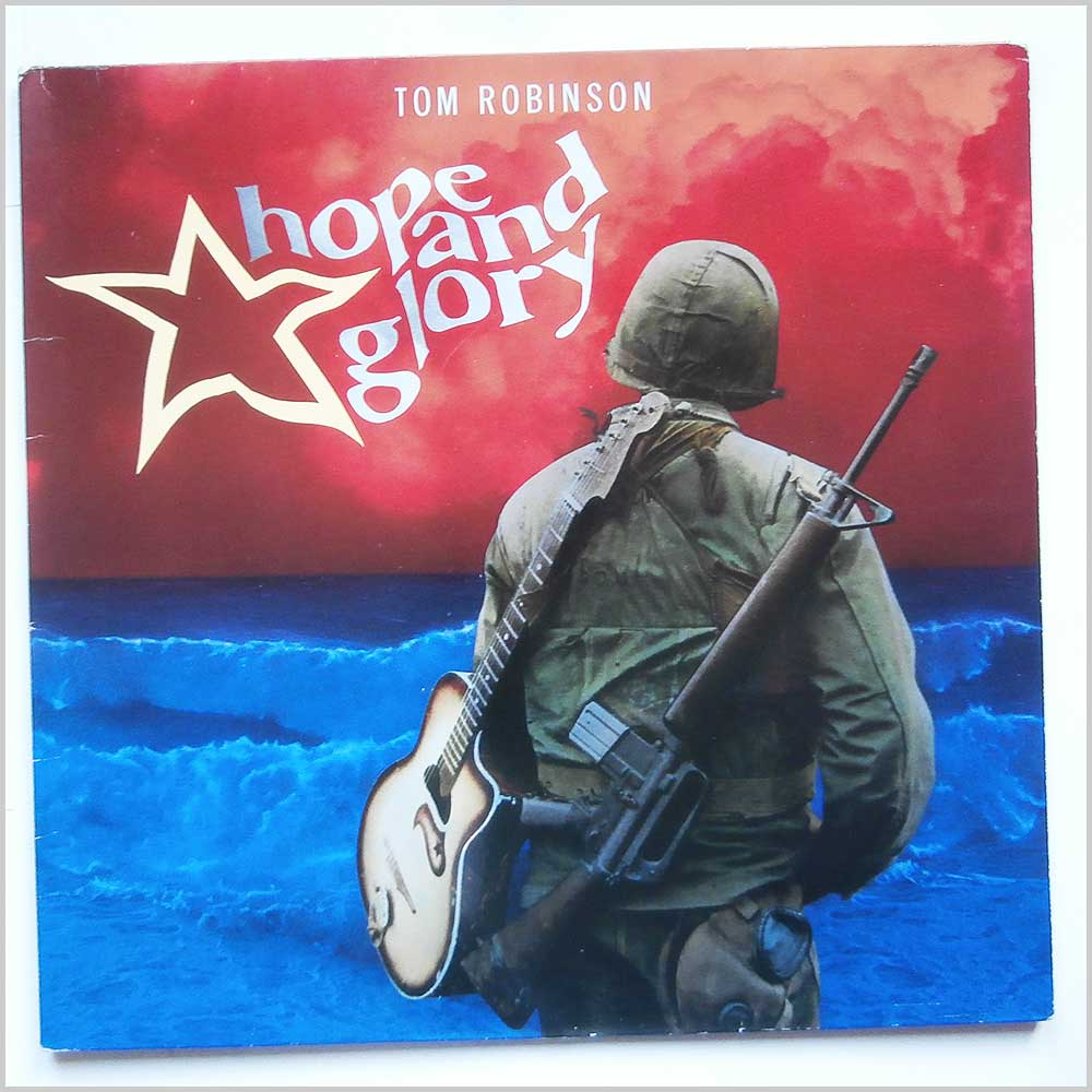 Tom Robinson - Hope And Glory (ZL 70483)