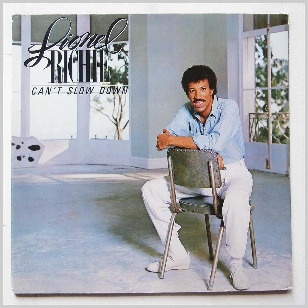 Lionel Richie - Can't Slow Down (ZL 72020)