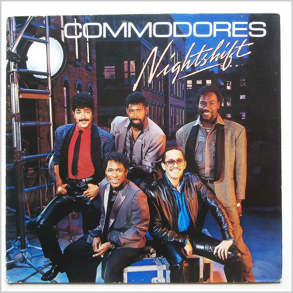 Commodores - Nightshift (ZL72343)